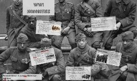 WWI Minorities