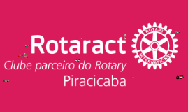 Rotaract Piracicaba
