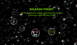 Copy of Copy of The Big Bang