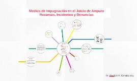 Copy of Medios de Impugnación en el Juicio de Amparo