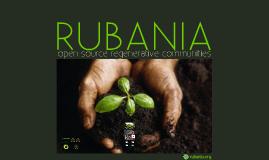 Original RUBANIA