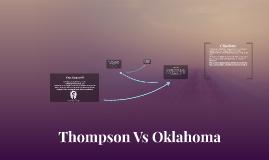Thompson vs. Oklahoma