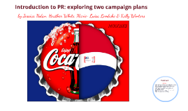 Coca- Cola: Coming Together & Pepsi Max