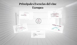 Principales Escuelas del cine Europeo