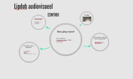 Lipdub audiovisueel