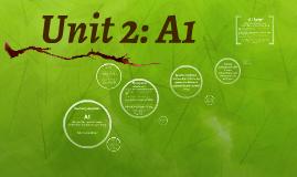 Unit 2: A1