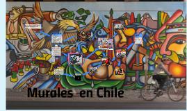Identidad Chilena en murales