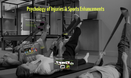 Psychology of Injuries & Sports Enhancements (Train your brain, manage the pain)