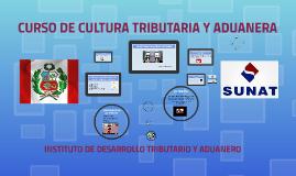 Copy of EL SISTEMA TRIBUTARIO PERUANO