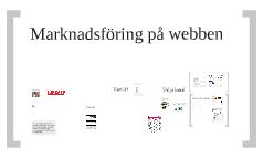 Webbmarknadsföring