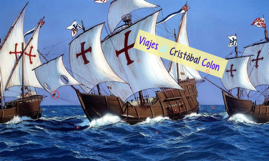 Copy of  Viajes de Cristobal Colon