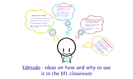 Edmodo - ideas on how and why to use it in the EFL classroom