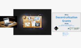 Copy of Decentralization Grants 2017 Seminar Presentation