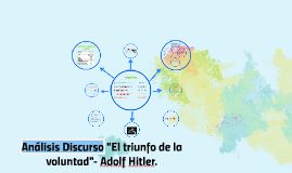 """Copy of Análisis Discurso """"El triunfo de la voluntad""""- Adolf Hitler."""