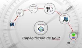 Capacitación de VoIP