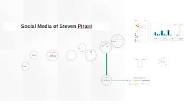 Social Media of Steven Pirani