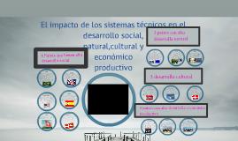 El impacto de los sistemas tecnicos