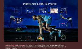 Psicología del Deporte 2014-1
