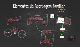 Elementos da Abordagem Familiar