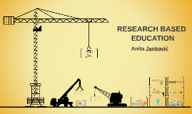 Research based education