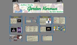Copy of Gordon Korman