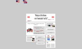 Malaysia Nordkorea