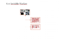 8.07 Invisible Warfare