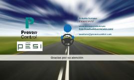 Presentación 'Road Safety Simulator' · 27 de mayo - PESI-INSHT