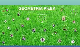 Piłki w geometrii