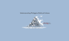Copy of Understanding Philippine Political Culture