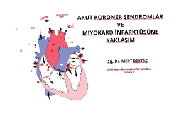 Copy of AKUT KORONER SENDROMLAR VE ST ELEVE MI