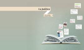 Copy of La política