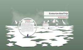 Ecotourism Road Trip