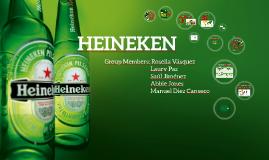 Heineken- Business Strategies