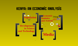 Kenya Economic Analysis