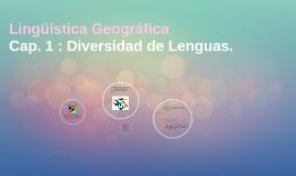 Linguística Geográfica