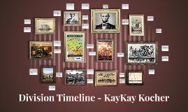 Division Timeline