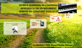 Copy of MOBILE LEARNING (M-LEARNING)