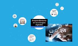 Emprendimiento en tecnologías digitales