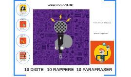 10 DIGTE