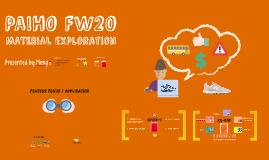 Copy of PAIHO FW20