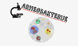 Copy of ARHEOBAKTERIJE