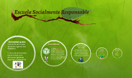 Copy of Escuela Socialmente Responsable