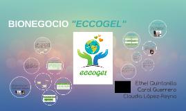 """BIONEGOCIO """"ECCOGEL"""""""
