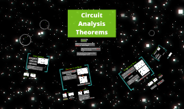 Copy of Circuit Analysis Theorems