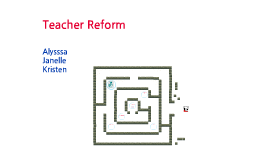 Teacher Reform