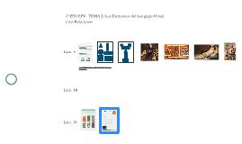 EPV. 4º ESO. TEMA 2