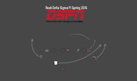 Rush Delta Sigma Pi Spring 2016
