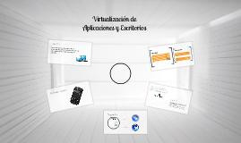 Virtualización de Escritorios y Aplicaciones con Citrix