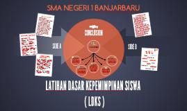 Copy of LATIHAN DASAR KEPEMIMPINAN SISWA